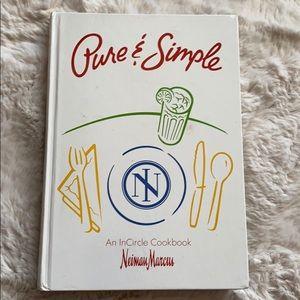 Neiman Marcus InCircle cookbook 1991